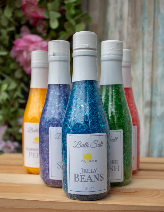 Oily Blends Spring Bath Salts