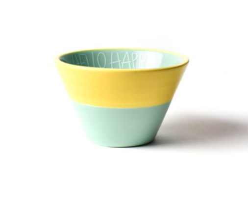 Hello Appetizer Bowl - Happy Everything