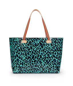 GEM BIG BREEZY EAST/WEST TOTE - Consuela