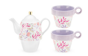 Pinky Up - Taylor Botanical Bliss Tea for Two