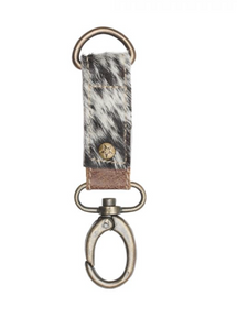 Leather Key Fob