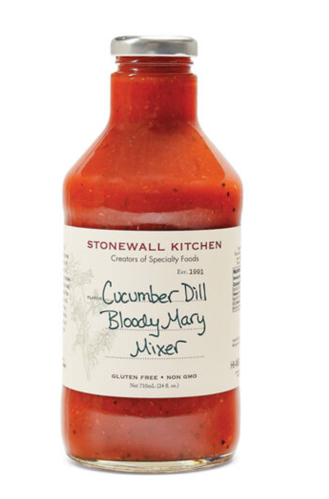 Cucumber Dill Bloody Mary Mixer