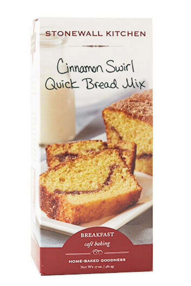 Cinnamon Swirl Quick Bread Mix