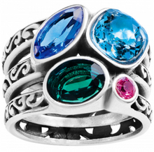 Elora Gems Vitrail Ring - Brighton