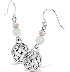Barbados Beach French Wire Earrings