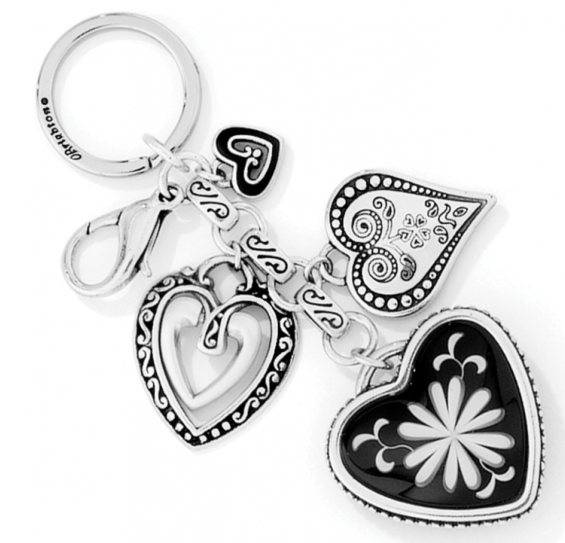 Water Lily Handbag Charm - Brighton