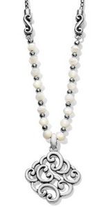 Barbados Nuvola Shell Necklace - Brighton