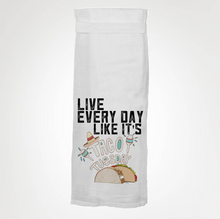 Twisted Wares Kitchen Towels