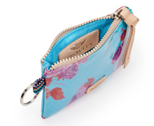 Mimi Flower Power Teeny Pouch - Consuela