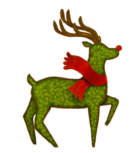 WINTER GEM BOXWOOD REINDEER - The Roundtop Collection
