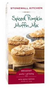 Spiced Pumpkin Muffin Mix