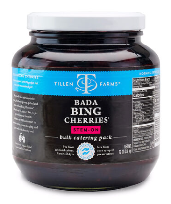 Bada Bing Cherries 72 oz