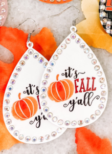 Fall Fest Earrings