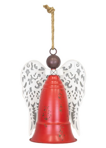 CHERRY ANGEL BELL TABLETOP