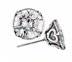 Brilliance 9MM Post Earrings - Brighton