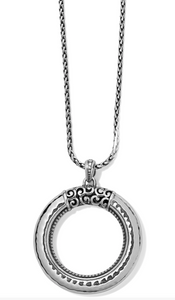 Mingle Ring Convertible Necklace - Brighton