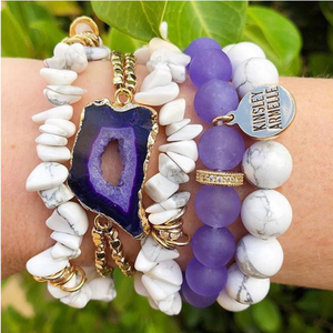 Agate Collection - Royal Bracelet
