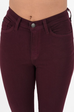 Maroon Kan Can Skinny Jeans