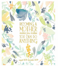Becoming A Mother Planner