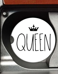 Queen Car Coaster