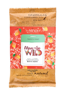 Man-Go Wild Bath Soak