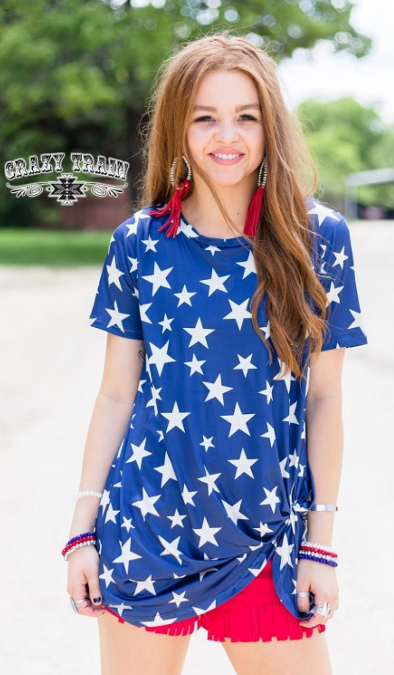 FREEDOM IS KNOT FREE - CRAZY TRAIN CLOTHING