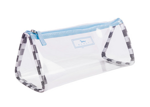 Clear Pencil Me In Pencil Case - Scout Bags