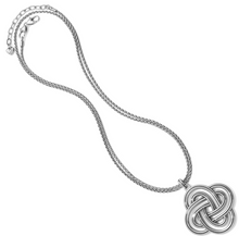 Interlok Spiral Statement Convertible Necklace - Brighton
