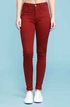 Game Day Color Skinny Jeans