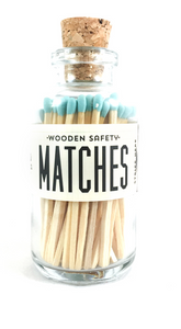 Mini Apothecary Vintage Matches