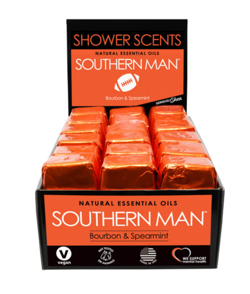 Southern Man Shower Scents