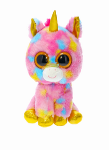 Medium Fantasia Multicolor Unicorn - TY