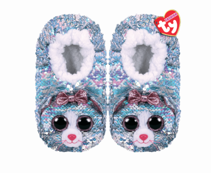 Whimsy Reversible Sequin Slippers - TY