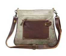 THE CENTRIC PATCH SHOULDER BAG