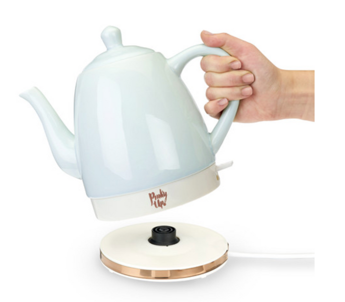 Noelle™ Ceramic Electric Tea Kettle