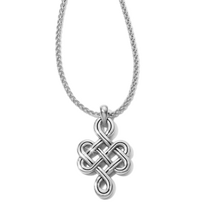 Interlok Endless Knot Petite Necklace - Brighton
