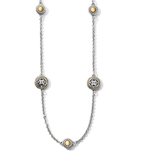 Intrigue Petite Long Necklace - Brighton