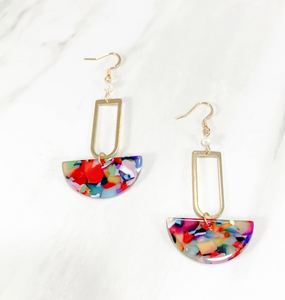Lita Earrings - Hattie Now