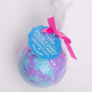 Feeling Smitten - You're A Dandy Cotton Candy Bath Bomb