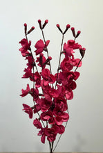 Wilco Home - Wine Bunch 7 Shola Orchid Branch