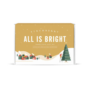 All is Bright - 3 Piece Holiday Gift Set