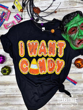 I Want Candy Tee - Preorder