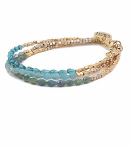 AZURE BRACELET - THE TRINITY COLLECTION