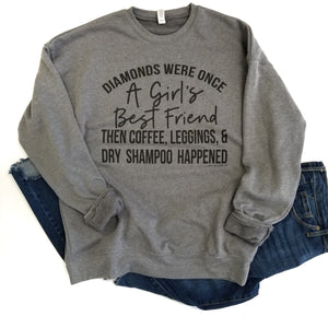 Girl's Best Friend Sweatshirt - Preorder