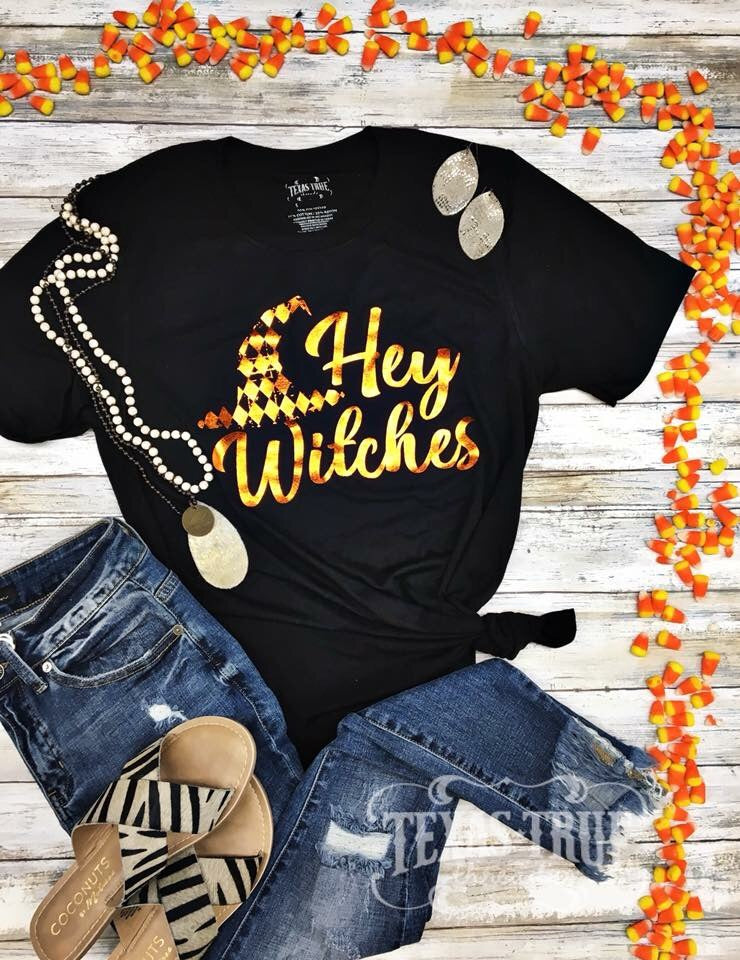 Hey Witches Tee