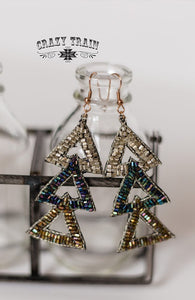 THE MADONNA EARRINGS - Crazy Train