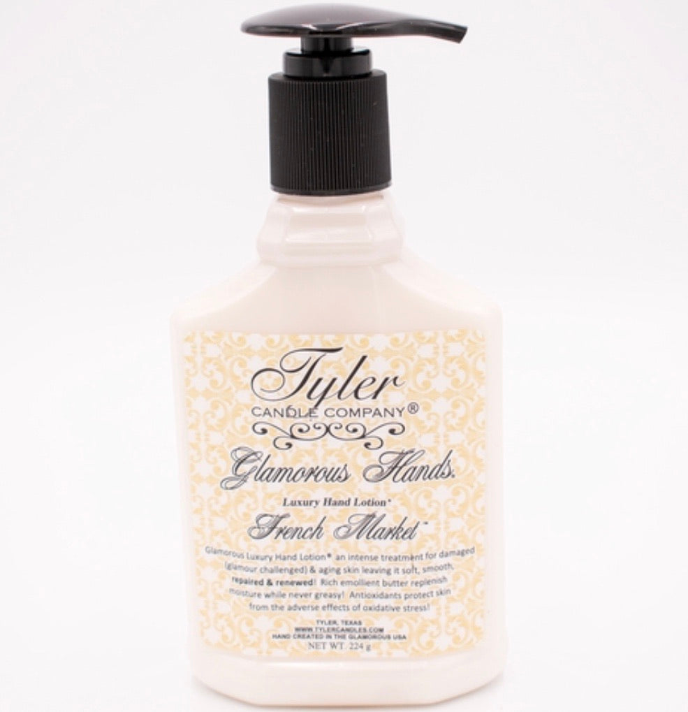 Tyler Candle Luxury Lotion - 8 oz