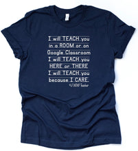 I Will Teach You Tee - Preorder
