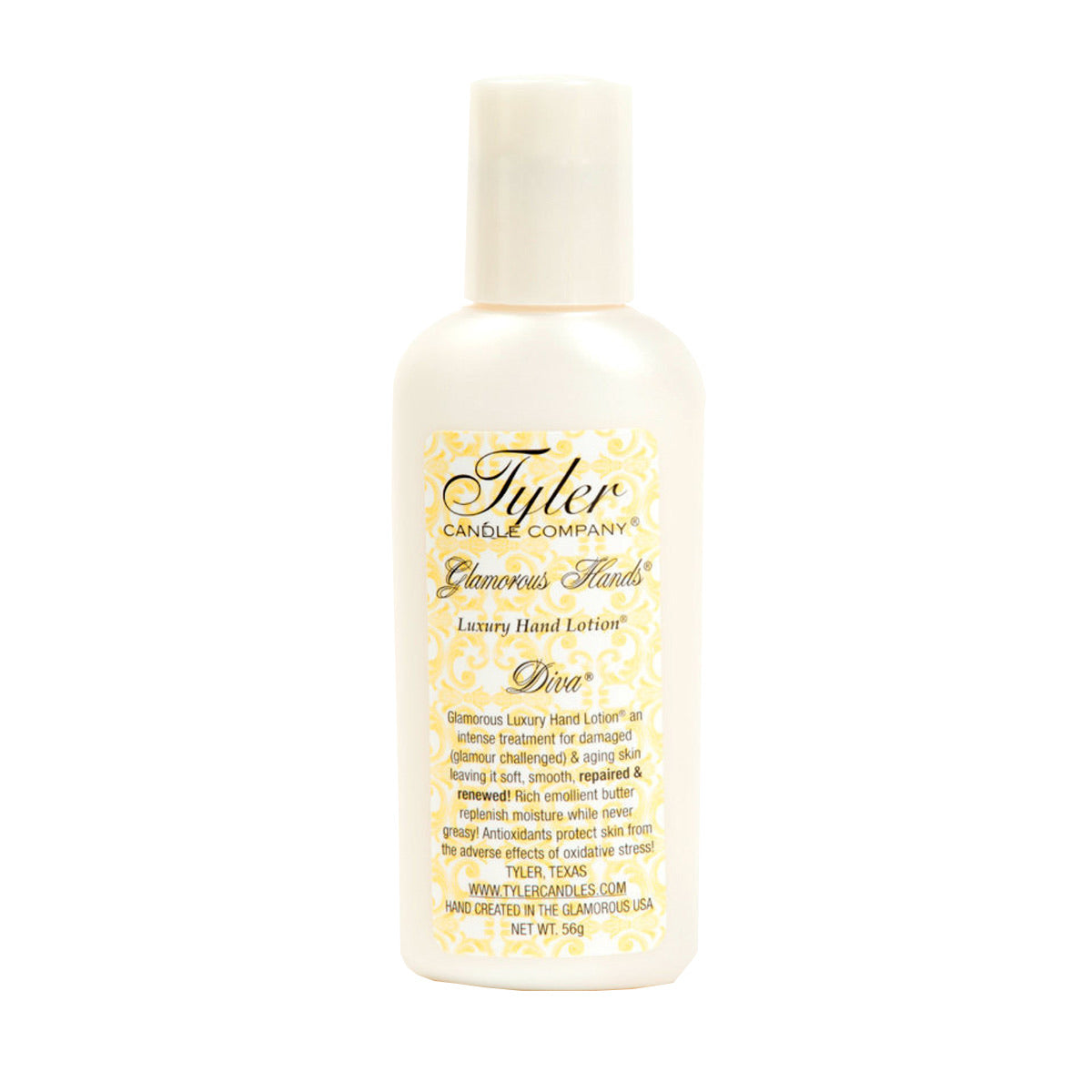 Tyler Candle Luxury Hand Lotion - 2 oz