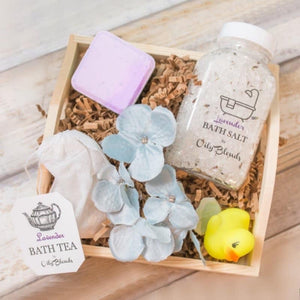 Lavender Care Pampering Package